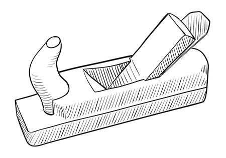 planer: Carpenters Wood Planer