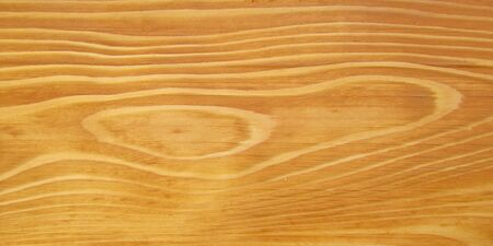 Close up detail of a wooden veneer