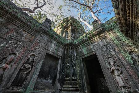 Angkor Wat, Angkor Thom, Siem Reap, Cambodia.