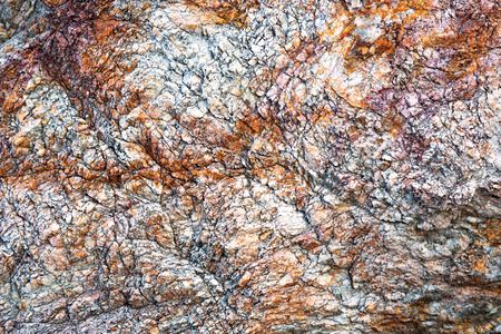 Colorful patterned stone surface for background.