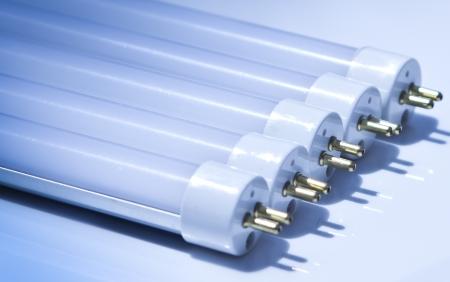 T5 LED  tube light Stock Photo - 15283571