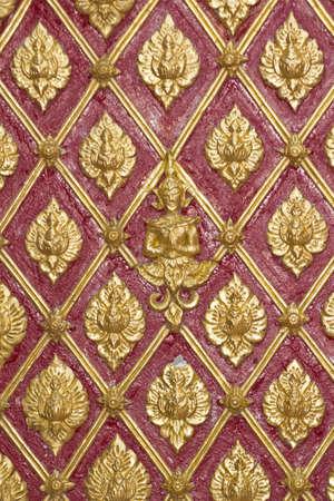 texture thai style, lai thai Stock Photo - 17023425