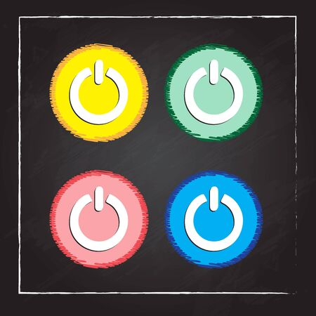 switch: OnOff switch - vector icon