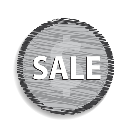 sale icon: sale icon Illustration
