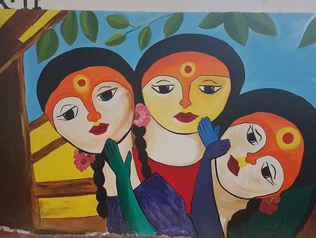 Rajasthani painting 19