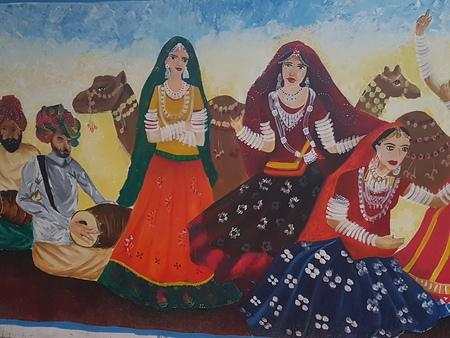 Rajasthani painting 15