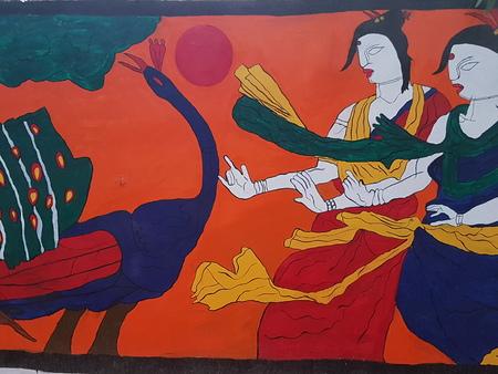 Rajasthani painting 13