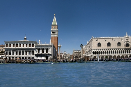 st  mark s: Fotografia di Palazzo Ducale e Campanile di San Marco s s