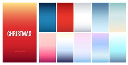 saturated color: Soft color background design. Creative Gradient set for greeting card, flyer, invitation, poster, brochure, banner calendar
