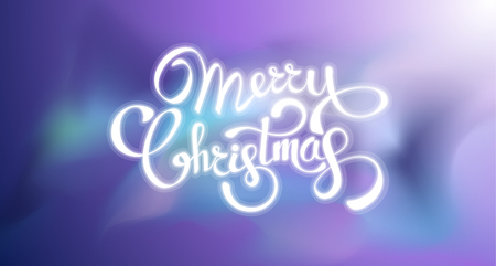 Christmas background greeting card. Vector color template with space illustration. Xmas holyday pattern ready for print Standard-Bild - 115209057