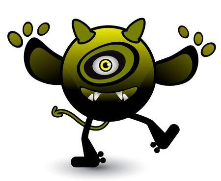 Monster Virus Vector