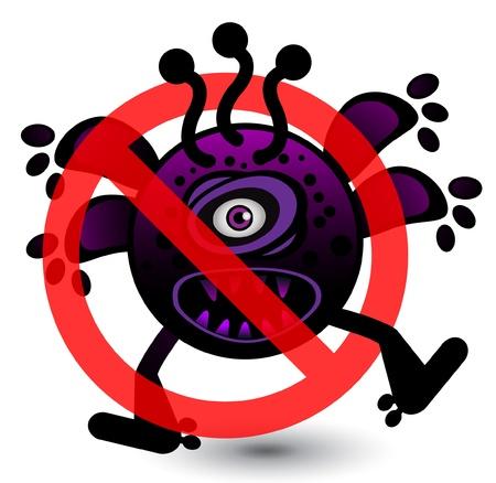 aids virus: Stop Virus