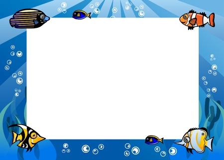 sea bass: Sea World Banner