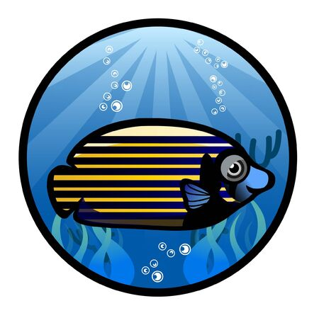 Tropical Fish Stock Vector - 13689230
