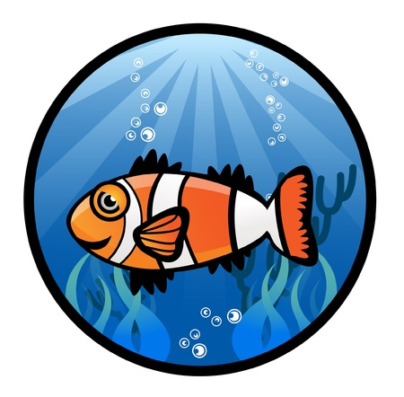 ClownFish Stock Vector - 13689219