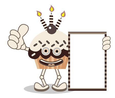cupcake Stock Vector - 13690567