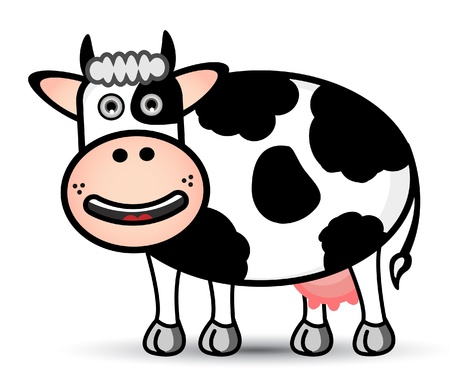 young cow: Cow