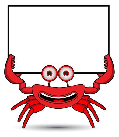 Crab Banner