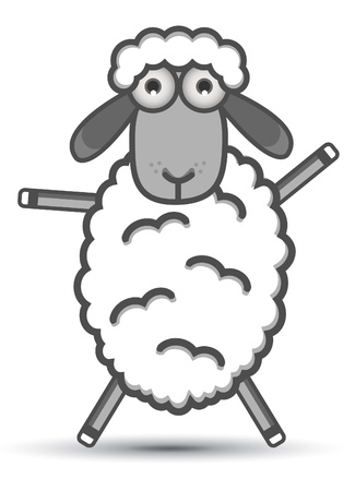 Sheep Vector Vector