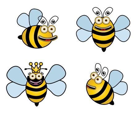 bumble bee: Set bee