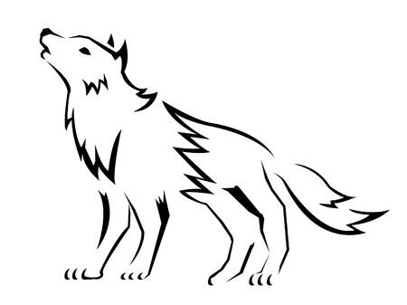 Wolf Stock Vector - 14291264