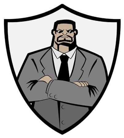 agent de sécurité: Sécurité Bodyguard