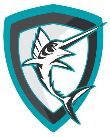 marlin: marlin symbol