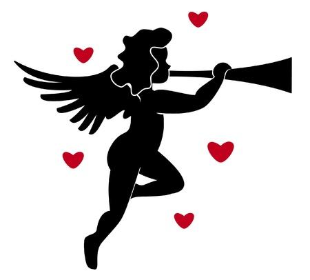 drawings image: angel