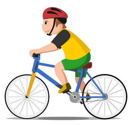 cycle ride: bicycle kid