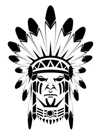 apache Stock Vector - 14968208