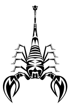 sting: scorpion