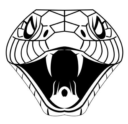 snake Stock Vector - 15115439