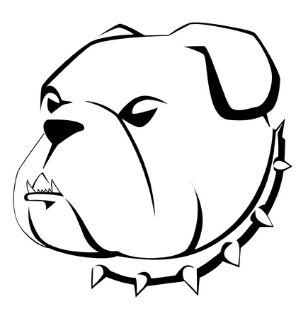 bulldog Stock Vector - 15115438