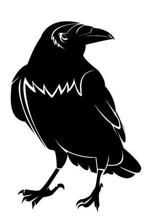 crow Stock Vector - 15115436
