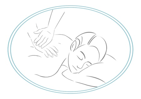 massage Stock Vector - 15515663