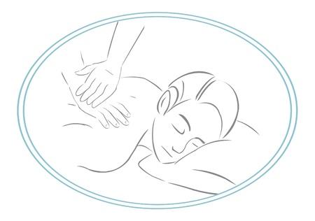 massage symbol: massage