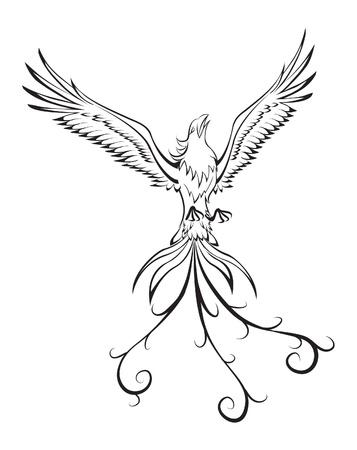 phoenix Stock Vector - 15831134