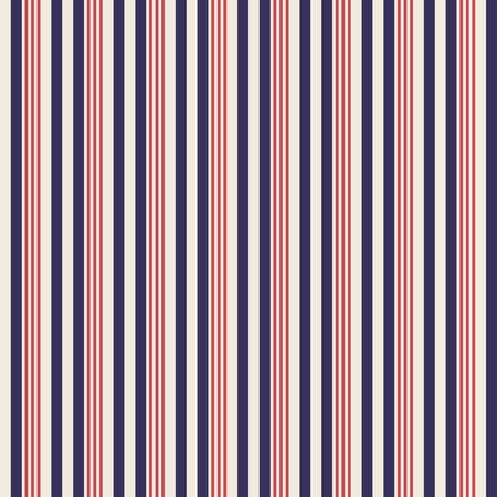 Retro patroon van de stijl naadloos de strepen van de VS. Abstract vector achtergrond.