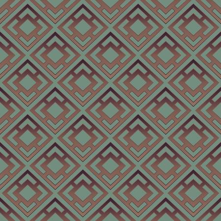 decorative panels laser cutting. a wooden panel. Modern elegant square diagonal geometric Illustration