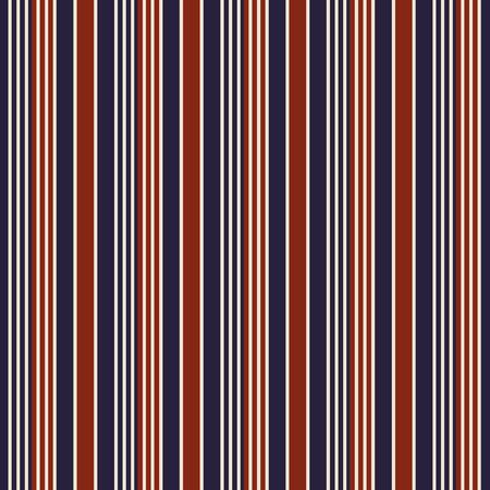 weefsel usa Kleur mode-stijl naadloze strepen patroon. Abstract vector achtergrond.