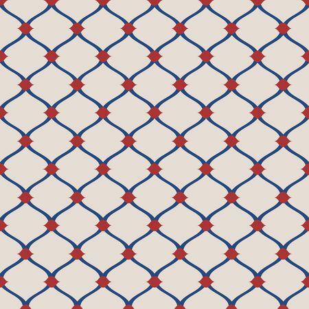 abstracte naadloze ornament patroon vector illustratie VS kleur stijl mode