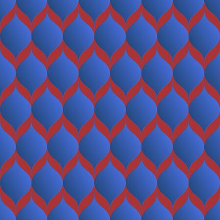 Abstract veelkleurige textuur mode patroon.