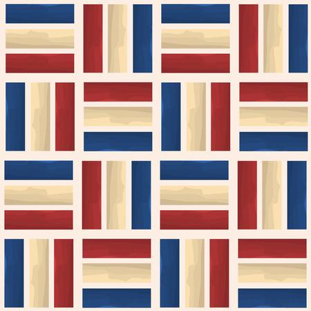 VS water kleur stijl mode streep textuur kubussen geometrische patroon ontwerp vector