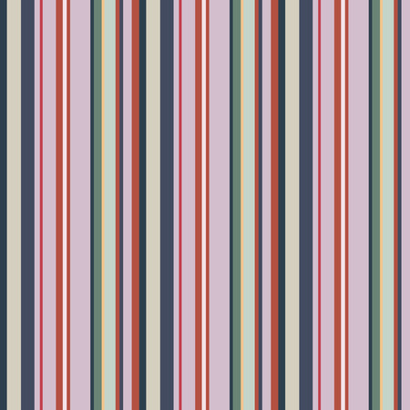 usa Color fashion style seamless stripes pattern. Abstract vector background.
