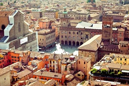 bologna: Bologna vista from Asinelli tower