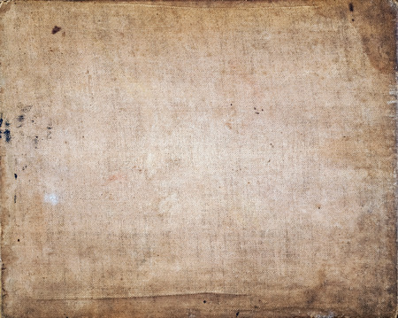Rustic Old Fabric Burlap Texture Background Standard-Bild