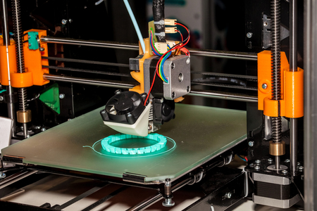 print: Working 3d printer