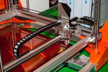 operaia: Working 3D printer