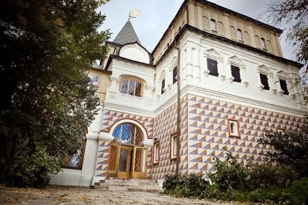 boyar: Museum of Romanov boyar chambers in Moscow, Russia Editorial
