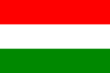 hungary: Official flag of Hungary country